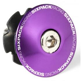 """Sixpack Ahead-kåpa 1 1/8"""" med klo violett"""